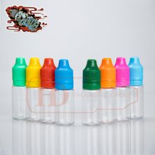 HD-10ml TPD dropper bottles & emboss logo and custom color on bottles or caps available